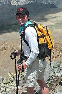Me on Mount Dana