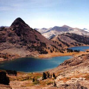 Gaylor and Granite Lakes