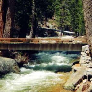 Snow Creek Falls Trail