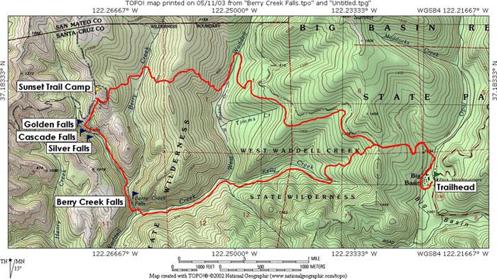 berry-creek-falls-map