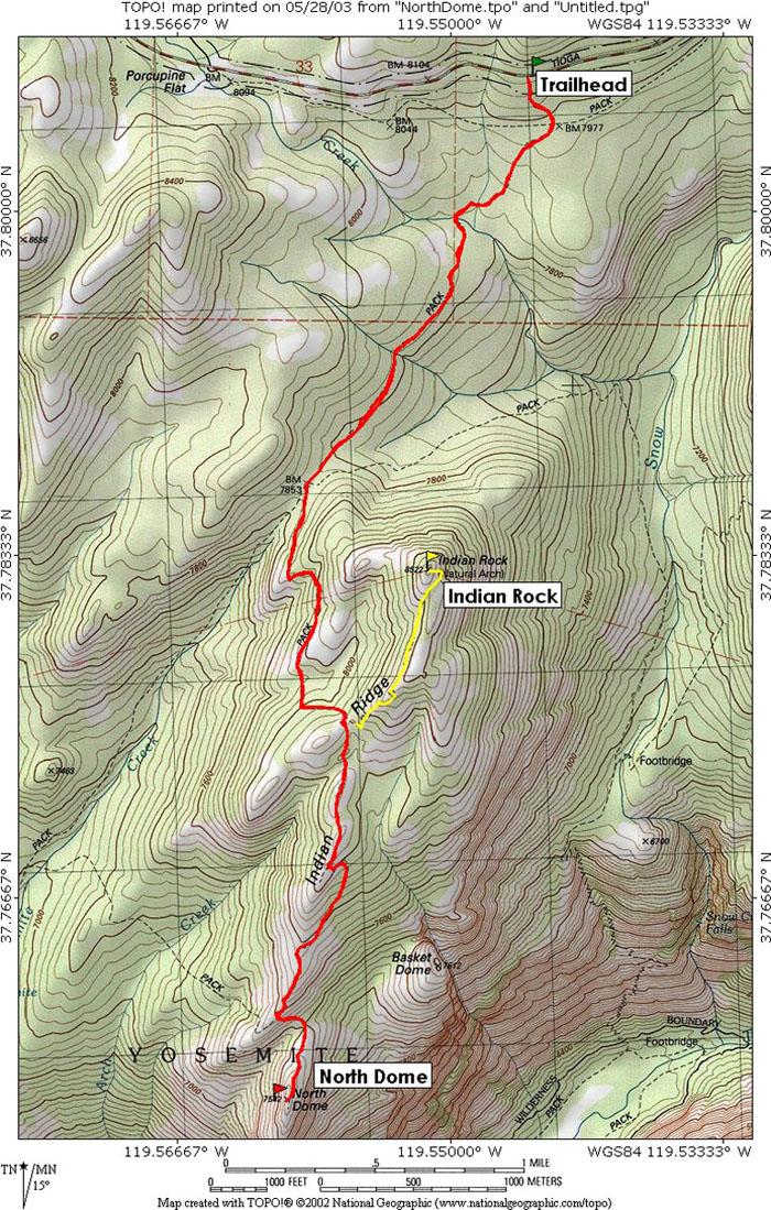 north-dome-map